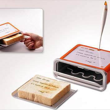 DesignPorn | Toast messenger by Sasha Tseng - StumbleUpon
