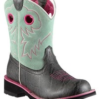 Ariat Fatbaby Sheila Elephant Print Cowgirl Boots - Round Toe - Sheplers