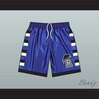 One Tree Hill Ravens Blue Basketball Shorts