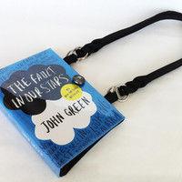 The Fault in Our Stars by John Greene Novel Book Purse