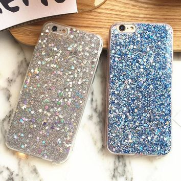 Popular Star Twinkle iPhone 6 6s 6Plus 6sPlus 7 7 Plus Phone Cover Case