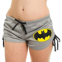 Batman Booty Shorts ¨C DC Comics Women¡¯s Underwear S-XL