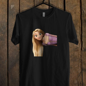 Tangled T Shirt Mens T Shirt and Womens T Shirt **