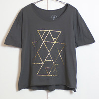 KS ME Graphic Geo Tee