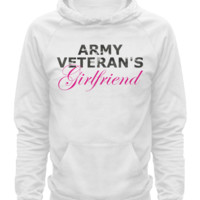 Army Veteran's Girlfriend - Hoodie h-avg