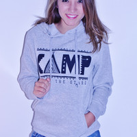 Camp under the Stars hoodie