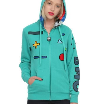 Adventure Time Bmo Girls Costume Hoodie From Hot Topic