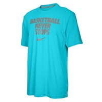 Nike Basketball Never Stops T-Shirt - Men's