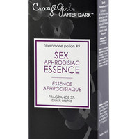 Crazy Girl After Dark Sex Aphrodisiac Essence W- Pheromones - .5 Ml Black Orchid