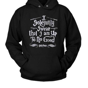 DCCKL83 I Solemnly Swear Harry Potter Hoodie Two Sided