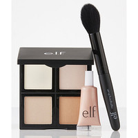 e.l.f. Cosmetics Online Only Get Glowing Highlighting Set