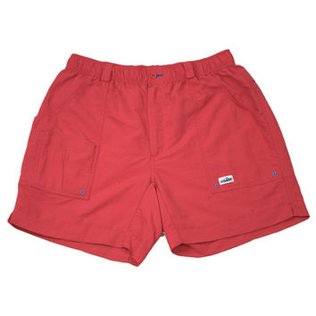 Angler Shorts | COAST Logo - American Beauty