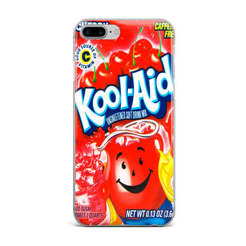 KOOL AID CUSTOM IPHONE CASE