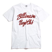 Billionaire Smile T-Shirt White