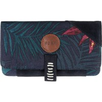Roxy Beach Grounded Wallet - Women's Peacoat, One
