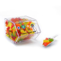 Dylan's Candy Bar Mini Bin filled with Mini Mike and Ike's
