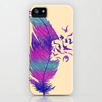 Breakaway iPhone & iPod Case by Pink Berry Pattern