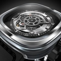 SevenFriday P1 (Product Release #01) Industrial Essence