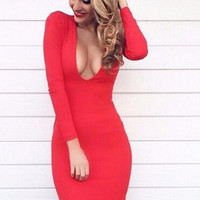 Amy Bodycon Dress