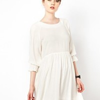 The WhitePepper Smock Dress at asos.com