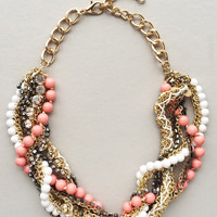 Marie Antoinette Clusters Statement Necklace
