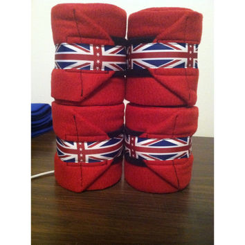 Union Jack Polo Wraps