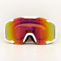 Adult Ski Snowboard Goggles Skiing Glasses Motorcycle Helmet Sunglasses Goggles Eyewear Blinkers Winter Sports Glasses