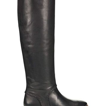 UGG Womens Gracen Whipstitch Riding Boot