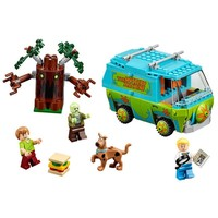 Bale 10430 10428 Scooby Doo The Mystery Machine Building Blocks Toys Set Bricks Boy Kid Toys Compatible With P029 Birthday Gift