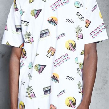Nineties-Inspired Graphic Tee
