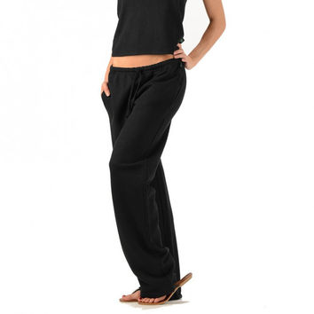 Women's Hemp Sweat Pants