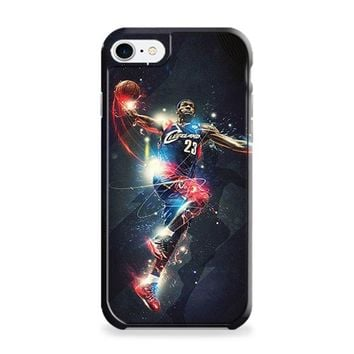 LEBRON JAMES WALLPAPER iPhone 6 | iPhone 6S Case