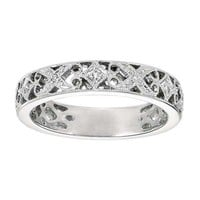 Melody Stackable Wedding Ring Steven Singer Jewelers