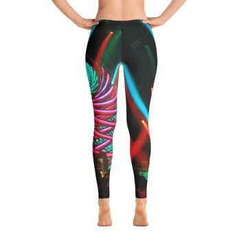 WSP Township Photo Leggings