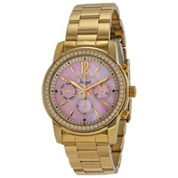 Invicta Angel GMT Diamond Accented Ladies Watch 11772