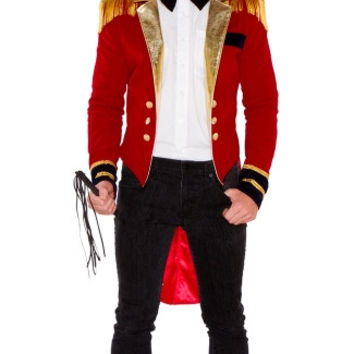 Mr. Ringmaster Costume