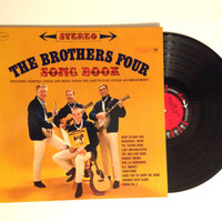 Vinyl Record The Brothers Four Song Book LP Album Sixties Folk Country Tarrytown Ole Smokey