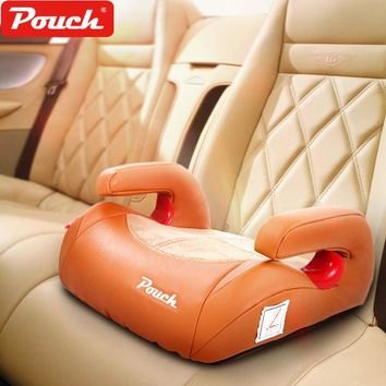 Portable Baby Car Seat Booster For Leather High Quality Isofix Insert 3-12 Years Use
