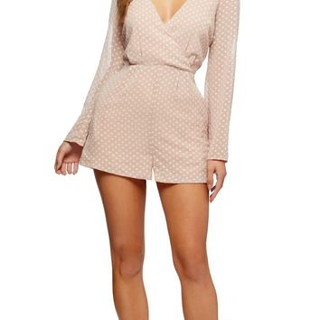 Sophie Spot Playsuit