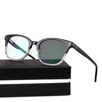 Sun Readers Bifocal + Photochromic Reading Glasses Sunglasses Men Women Diopter Reading glass Oculos Gafas De Lectura +1.0~+3.0