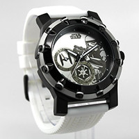 Stormtrooper Galactic Empire Stainless Steel Limited Edition Star Wars Watch Exclusive (STM1146)