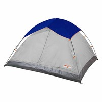 Suisse Sport 4-Person Dome Camping Tent (Blue)
