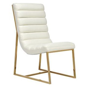 Gunnar side chair dining chairs from z gallerie home for Z gallerie dining room chairs