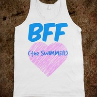 BFF - THE SWIMMER TANK