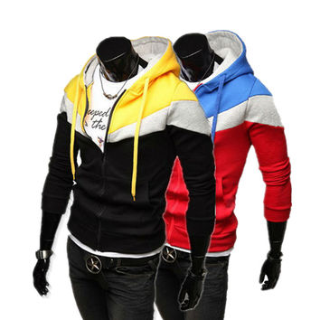 Men's Fashion Hoodies Winter Men Hats Jacket [6528674563]