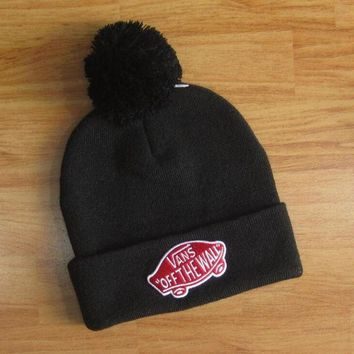 LMFON Perfect Vans Hip Hop Women Men Beanies Winter Knit Hat Cap