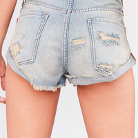 BDG Boyfriend Low-Rise Denim Short - Urban Outfitters