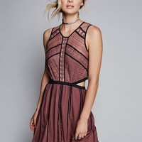 Free People Byzantina Solid Lace Mini