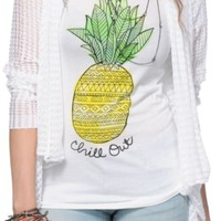 Empyre Tribal Pineapple T-Shirt