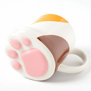Cat Paw Mug (Calico)
